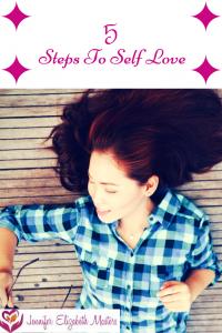 5 steps to self love